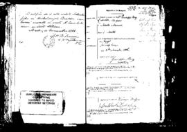 Passport Application of Borg Giuseppe