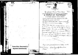 Passport Application of Azzopardi Emanuel