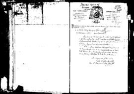 Passport Application of Agius Salvatore