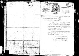 Passport Application of Azzopardi Vincenzo