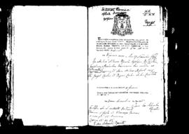 Passport Application of Bonnici Fortunato