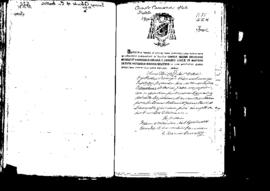 Passport Application of Caruana Carmelo